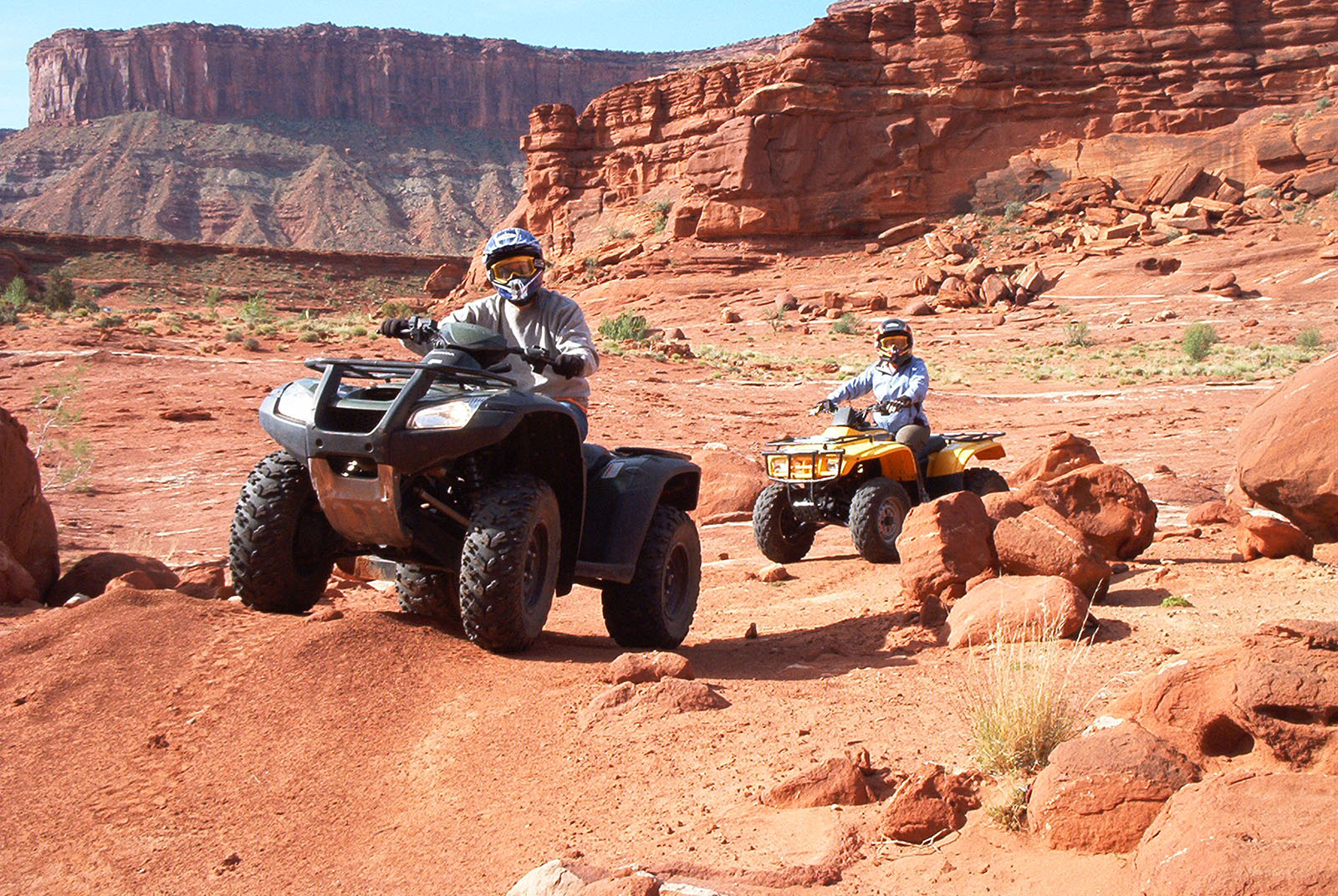Riding Atvs And Utvs On The Public Lands Surrounding Moab