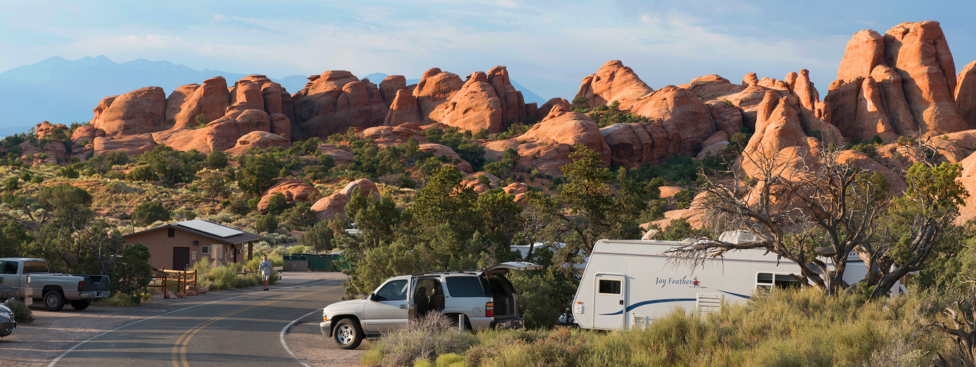 A Complete Guide To Campgrounds In And Around Moab Utah